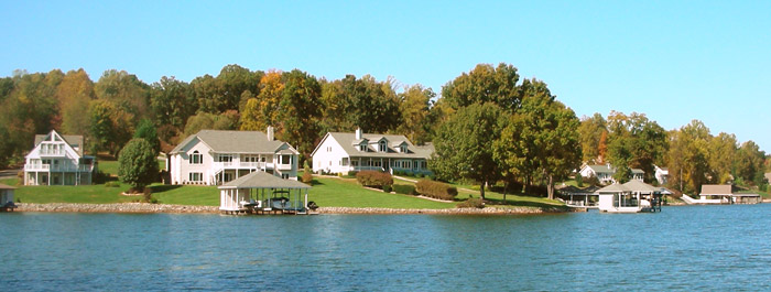 Smith Mountain Lake Lakefront Homes