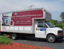 Deb Beran Moving Truck