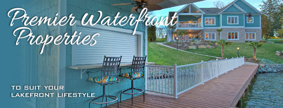 Premier Waterfront Properties image